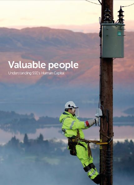 SSE Valuable people report