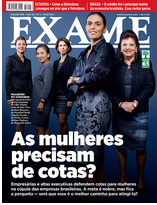 Exame cover