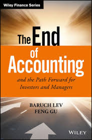 End of accounting Lev